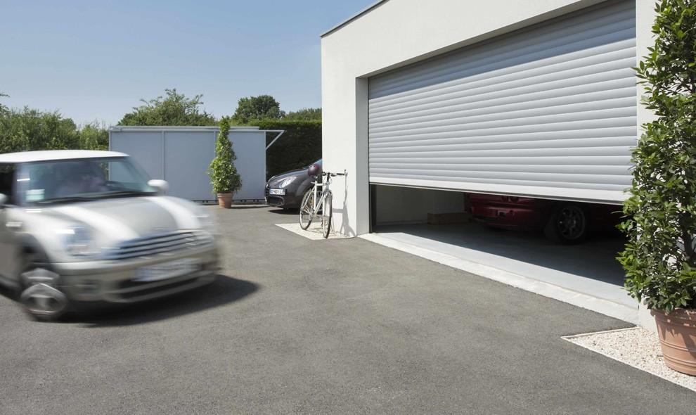 Porte De Garage Somfy Maroc